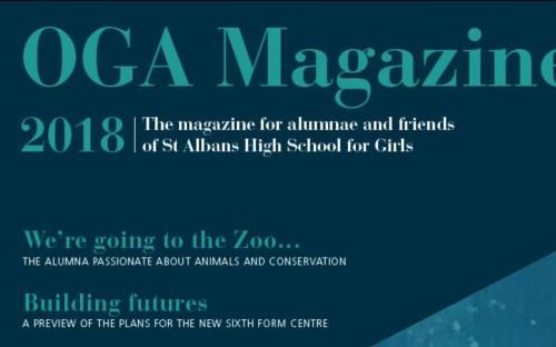 OGA Magazine 2018