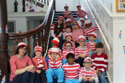 Gallery - World Book Day 2017