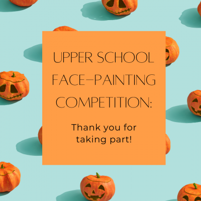 Gallery - Upper School Face-Painting Competition
