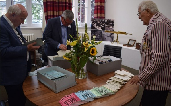 Our archives exhibition