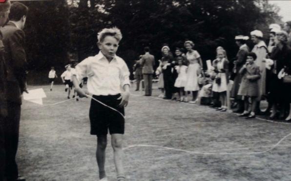 Nicolas Trollope circa 1957