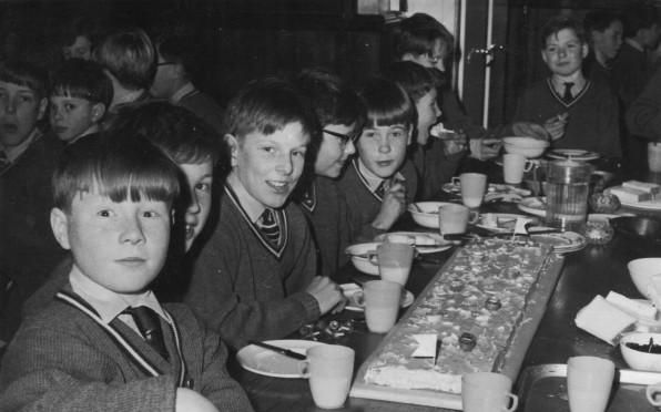 Birthday Cake 1967