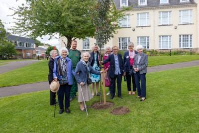 Gallery - Griselda Fyfe Tree Planting