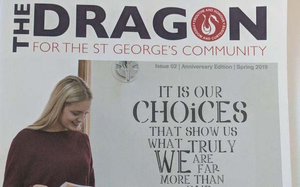 The Dragon - Edition 2 - Spring 2019