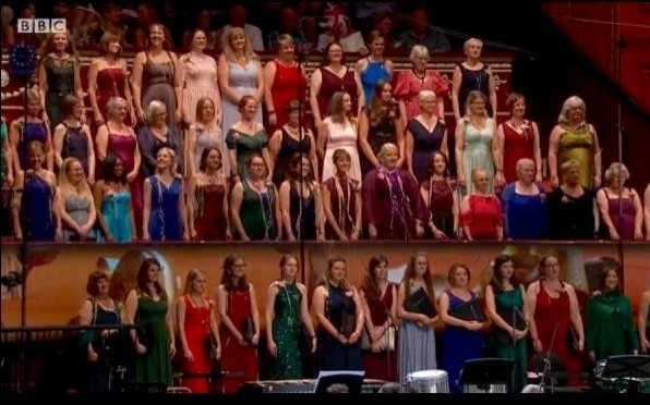 story image for Alumna Danniella Downs (1990): Last Night of the Proms