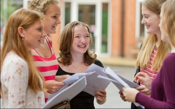 story image for A Level Results and the New 7th Formers