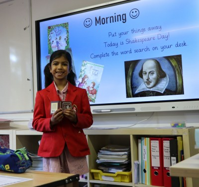 Gallery - Shakespeare Day