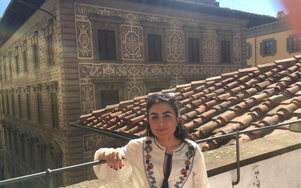 Roshanak Afshar 2018 Leaver
