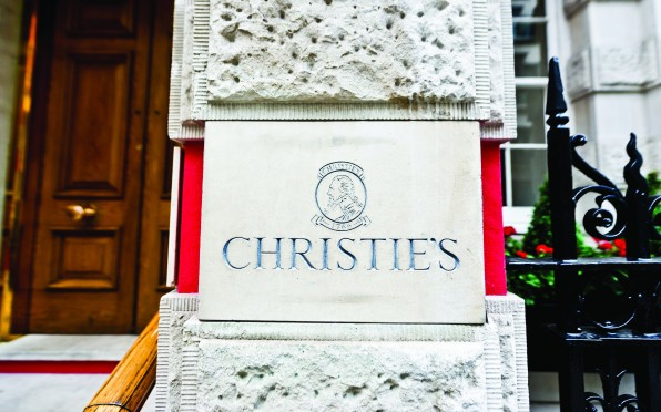 A week at Christie's King Street