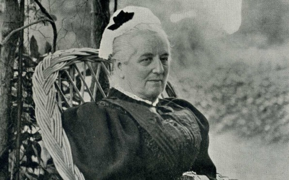 Charlotte M Yonge in later life