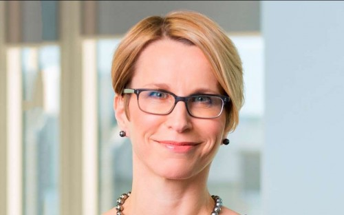 Emma Walmsley, CEO elect of GSK