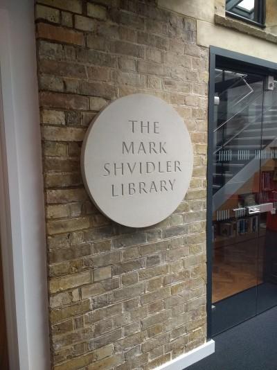 Gallery - The Mark Shvidler Library
