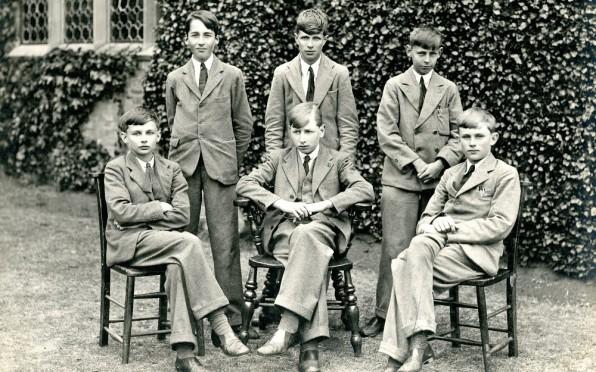 Scholars 1935