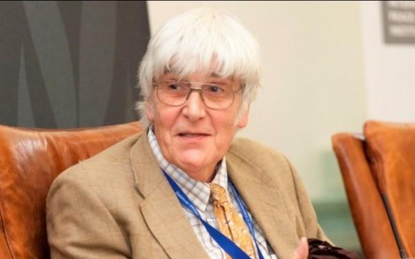 Edward Mortimer, CMG 1943 - 2021, OS 1951-1956