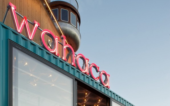 UK Restaurant chain Wahaca specialises in 'real' Mexican cuisine.