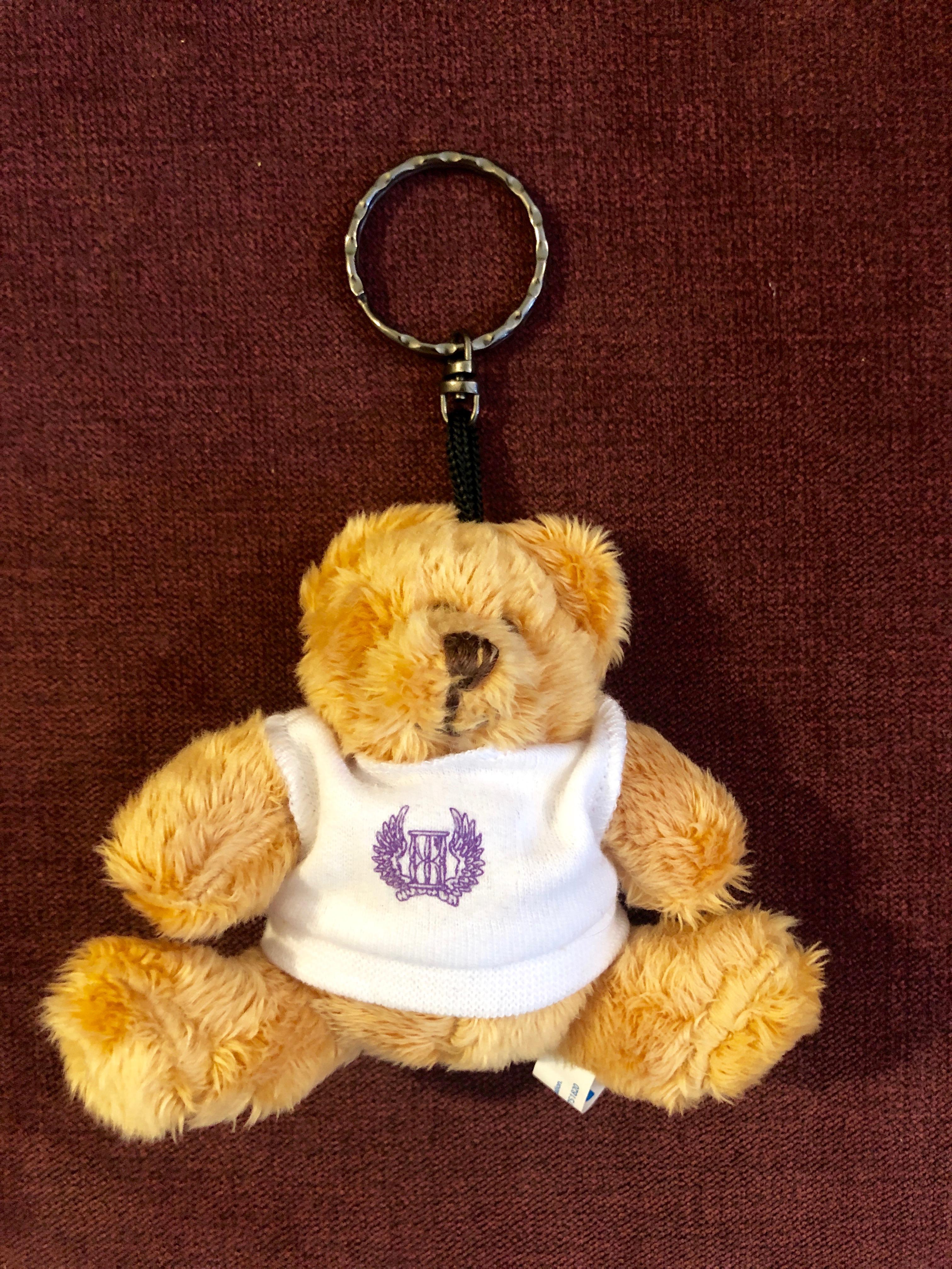 Robbie Bear Key Ring