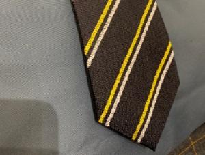 Old Oratorian Silk Tie