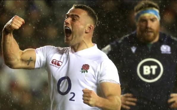 Ben Earl Rugby