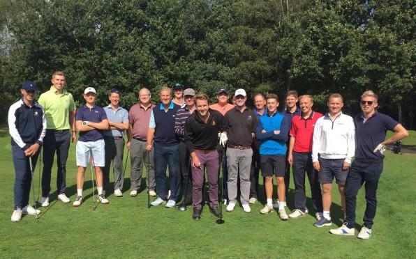 story image for Tonbridge Golf holds 'Generation Game'