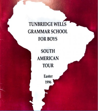 Gallery - 1996 South America Football Tour