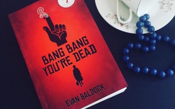 An unpredictable crowd-pleaser: Evan's first book
