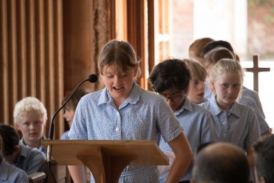 Gallery - 2018 Leaver's service