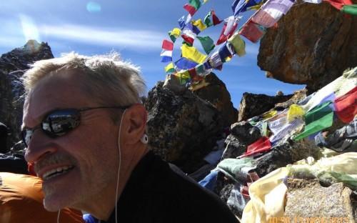 Nigel in Nepal 2015