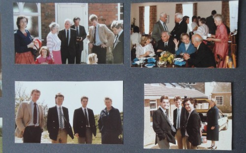 Founder's Day 1986