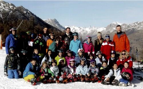 Ski Trip to Serre Chevalier Dec 2015