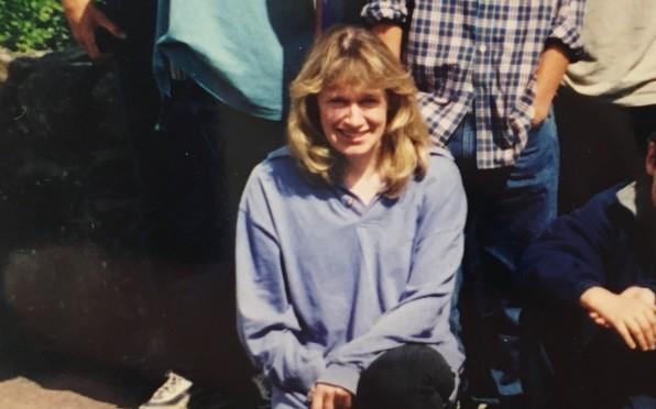 Alli Sheppard at Mull