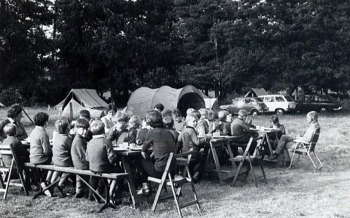 Junior Camp 1970
