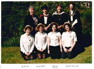 Gallery - Head Girl Teams