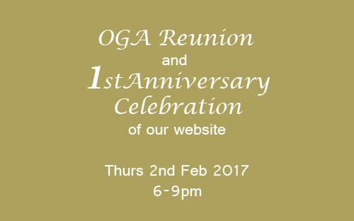 OGA Reunion