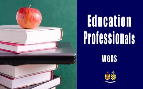 WGGS Education Professionals