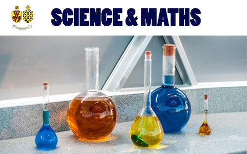 Science & Maths Depts.