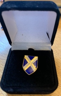Wells Cathedral School Lapel Pin