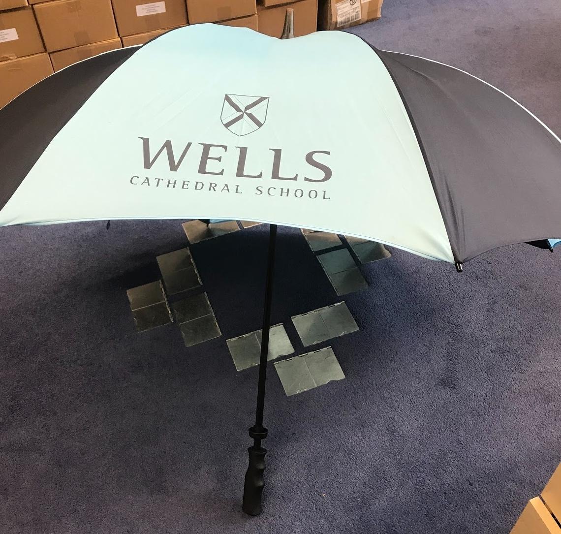 Wells Cathedral School Umbrella