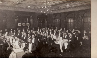 Gallery - Old London Dinners