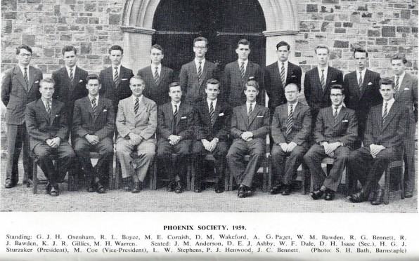 The Phoenix Society 1959