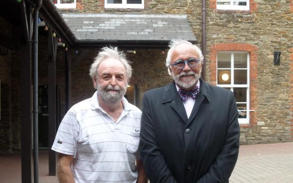 Martin and Simon