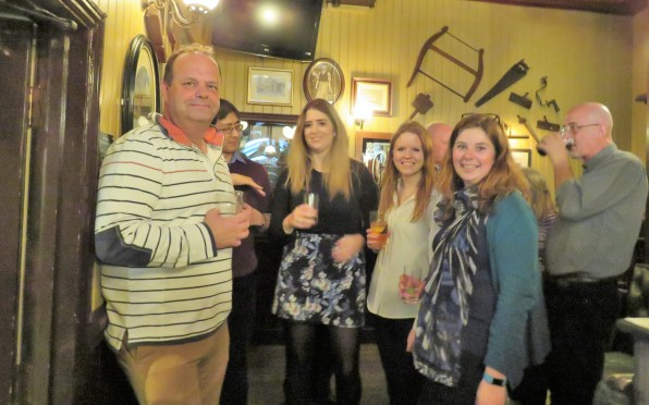 OWBA London Reunion