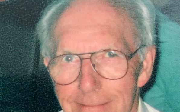 Bill Bray (1922 -2019) (33-41B)