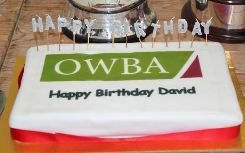 Celebrating our Patron's birthday