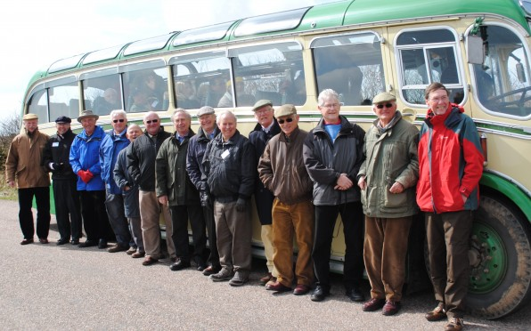 All Aboard the Exmoor Express