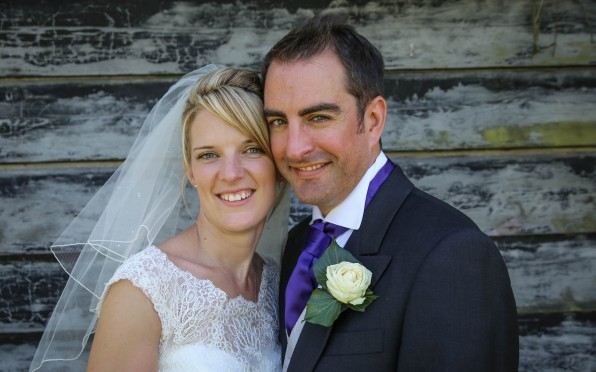 Mr & Mrs Crispin