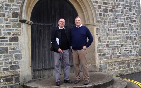 Peter & Geoff