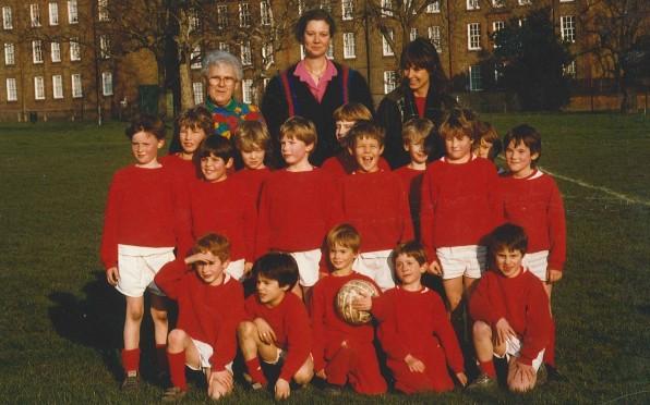 Sport Football Team - February 1989