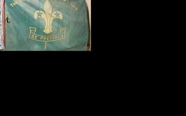 Our Original Scout Flag