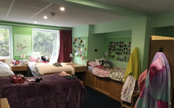 A Girls Dorm