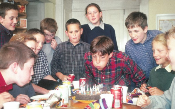 Birthdays for Boarders